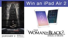 You should enter Win an iPad Air 2 from Woman in Black 2. There are great prizes and I think one of us could win!