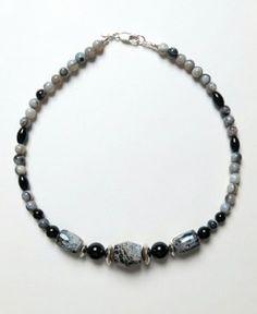 Collier Agate, Cornaline, Onyx et Argent Bijoux Agate, Beaded Bracelets, Jewelry, Carnelian, Money, Jewellery Making, Pearl Bracelets, Jewelery, Jewlery
