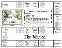 ... Mitten by Jan Brett on Pinterest | The mitten, Jan brett and Mittens