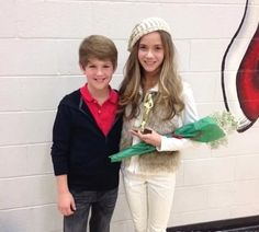 sont MattyB et Kate Dating 2014
