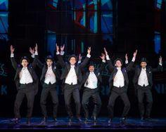 Harmony a new musical Ahmanson Theatre LA.