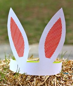 Paper Bunny Ears: Easy & Creative Easter Crafts - mom.me