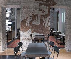 SILOS Portfolio Commerciale interior design recupero SESTINI E CORTI CONTRACT