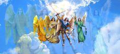 Anjos & Arcanjos: Oração aos 4 Arcanjos