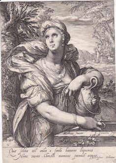 Edited by Johannes Jansonius, 1598 -1665 Dark impression, very good condition. No margins. Hollsteyn Dutch 36 2 (3)