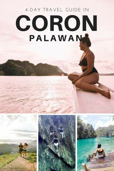 Jam-Packed Travel Guide in Coron, Palawan - The Fickle Feet - philippines holiday Philippines Vacation, Philippines Travel Guide, Phillipines Travel, Philippines Palawan, Cool Places To Visit, Places To Travel, Places To Go, Travel Destinations, Malaysia