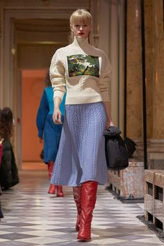 Kenzo La Collection Memento Fall 2018 Ready-to-Wear Fashion Show Collection