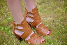 Stylelista Confessions in Deb Shops sandals