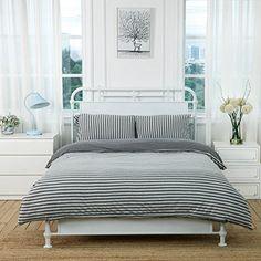 PURE ERA Jersey Knit Cotton Soft Comfy Home Bedding Sets ...