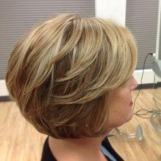 Short hair cut done by Imana Hair Studio