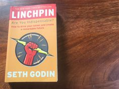 """""""Are you a linchpin or a replaceable cog in a machine?"""" — This is the question Seth Godin compels us to ask ourselves in his book Linchpin. Seth Godin, Book Review, Swan, This Or That Questions, Books, Swans, Libros, Book, Book Illustrations"""