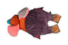 Ginger mouse - sensory toy