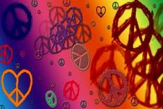 photo backdrop Hippie Background, Hippie Party, One Peace, Pumpkin Carving, Backdrops, Symbols, Neon Signs, Pumpkin Carvings, Backgrounds