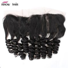 Hair Extensions & Wigs 3/4 Bundles With Closure Useful Ali Sky Indian Non-remy Hair Natural Wave 4bundles With Lace Frontal13*4 Plucked Natural Hairline Baby Hair 100% Human Hair Bringing More Convenience To The People In Their Daily Life