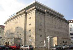El búnker de un millonario. Una antigua fortaleza nazi sirve de vivienda-museo al rico Christian Boros