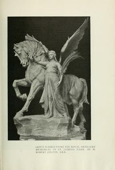 """Modern British Sculptors: W. Robert Colton, A.R.A.  A.L. Baldry London: The Offices of """"The Studio"""", 1916."""
