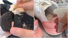 신발 냄새관리 어렵지 않아요! 초간단 신발탈취 비법  신발을 잘 관리한다는건 깨끗한 외형 뿐만 아니라 속까지 관리해야 제대로라고 할 수 있어요. 신발 속 관리 중에서 가장 중요한 포인트는 바로 냄새인데요... Ugg Boots, Uggs, Shoes, Fashion, Moda, Zapatos, Shoes Outlet, Fashion Styles, Fasion