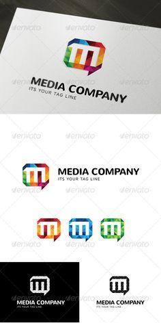 Multimedia logo_Purchase : http://graphicriver.net/item/multimedia-logo/3881534?ref=ThemeTruly