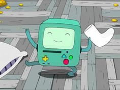I got Bmo!!!!!!!!!!!!!!!!!!!!!!!!!! What Adventure Time Character Are You?