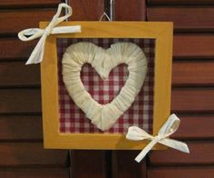 Crafty Sue: Raffia Heart .... Projects 3 and 4.