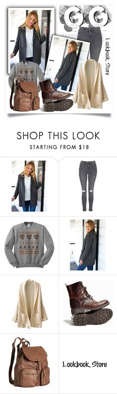 """""""Lookbook Store 12"""" by zenabezimena ❤ liked on Polyvore featuring Topshop and H&M"""