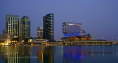 Cleveland Bridge - Abu Dhabi by MukundRao