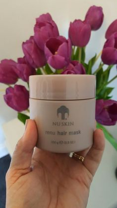 This AHHH-MAZING hair mask leaves hair soft smooth and silky and frizz free. Dont go without Treating your self and your Hait My Beauty, Beauty Secrets, Beauty Care, Beauty Skin, Hair Beauty, Best Skincare Products, Pure Products, Nu Skin Products, Beauty Products
