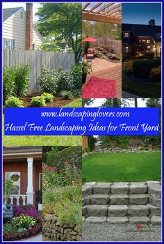How To Hire The Right Landscaper For The Job >>> Check out the image by visiting the link. Landscaping Around House, Improve Yourself, Backyard, Landscape, Link, Check, Image, Yard, Scenery