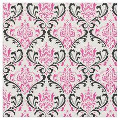 PixDezines rossi damask/pink/black