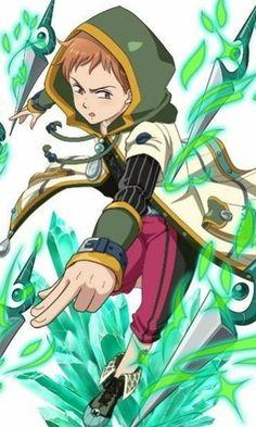 King, Harlequin - Nanatsu no Taizai (The Seven Deadly Sins) Manga Anime, Film Anime, Otaku Anime, Anime Guys, Anime Seven Deadly Sins, 7 Deadly Sins, Photo Pokémon, Wie Zeichnet Man Manga, Manga Drawing Tutorials