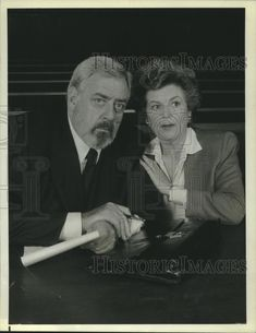 Perry Mason Returns  Photo is dated 11-08-1985.
