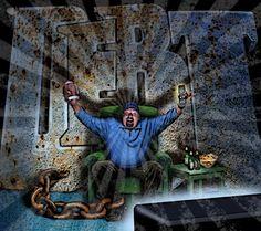 #Libertà e #Democrazia ....E un catena invisibile