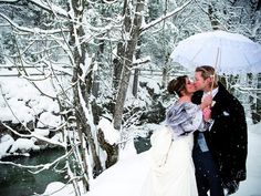 If you're having your wedding abroad, we've got everything you need to know about getting married abroad and the world's best destination wedding locations Snowy Wedding, Winter Wedding Hair, Winter Weddings, Christmas Wedding, White Christmas, Winter Wedding Decorations, Wedding Themes, Wedding Ideas, Wedding Pictures