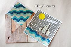 Make your own envelope templates