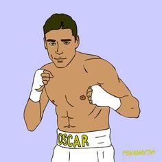 Oscar Dela Hoya