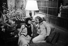 Coco Chanel, Romy Schneider