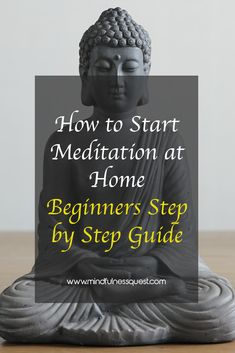 Most of us think that is a complicated exercise which requires guidance from experienced yoga and meditation practitioners. Learn in this step by step guide how you can effectively meditate from the comfort of you home. Types Of Meditation, Relaxation Meditation, Meditation Benefits, Meditation Practices, Guided Meditation, Mindfullness Meditation, Troubled Relationship, Bad Posture, Clear Your Mind