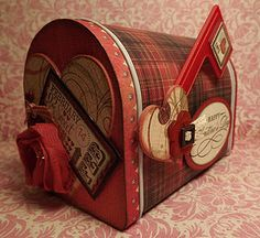Valentines MailBox LOVE this Idear