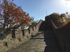 Great Wall of China, Beijing, China, Oct 2016