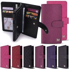 Sharon Wallet Case for LG K10, LG V10, LG G5, LG G4, LG G3, LG G3 Beat, LG G2, LG G Vista, LG Pro2, LG Flex #eBay