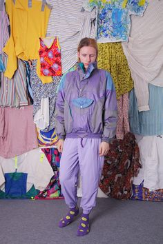 ADIDAS Vintage Half Zip Sweatshirt L – BAZAR