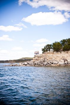 With all of the rain early this summer, lake levels are the highest in years. Now is the perfect time to visit Lake Travis! Hiking Places, Hiking Spots, Great Places, Beautiful Places, Places To Visit, Lake Travis Austin, Austin Tx, Lakeway Texas, Only In Texas