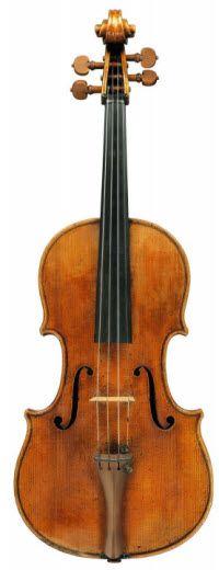 Rare Stradivari viola may sell for over $45 mllion