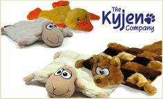doggyloot - Buy Two Small or Large Kyjen Squeaker Mats :: doggyloot