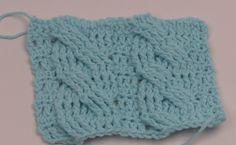 Crochet Cables