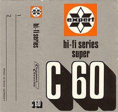 Expresh Letters Blog: Cassette audio tape design v2
