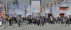 Muhsin Akgün'ün gözünden Taksim kaosu - Taksim Gezi Park 11.06.2013