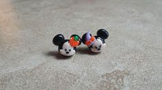 Mickey Mouse and Minnie Mouse Halloween TsumTsum Inspired