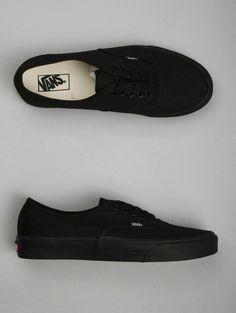 c119c912de6c All black vans All Black Vans