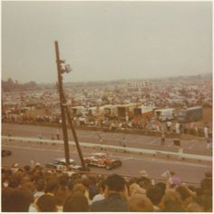 Here's a pic  took in 1970 at Langhorne Speedway of Maynard Troyer in the #6 Ford and Jeff Bodine in the #99 Plymouth Valiant. Sorry for the poor quality, just didn't have much of a camera back then.